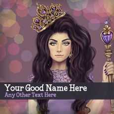 name pictures - Princess Girl